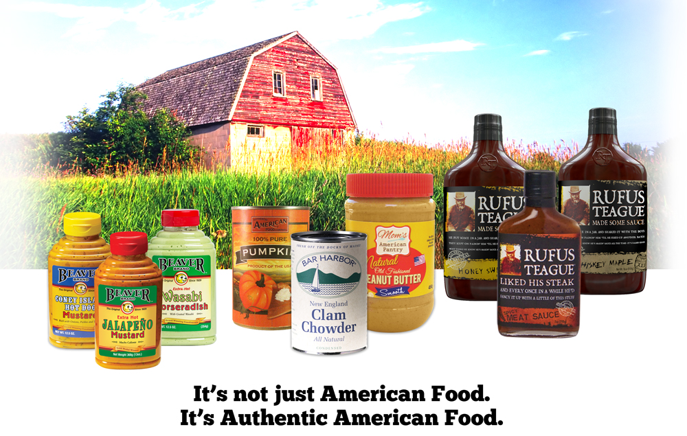 Authentic american food company - Authentic american cuisine ...